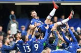 Angleterre: Chelsea en Ligue des champions, pas Manchester United