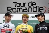 Cyclisme: Roglic domine le Tour de Romandie