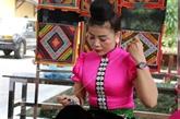 Piêu, le foulard d'amour des femmes Thai