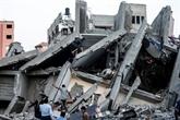 Gaza: les Palestiniens annoncent un cessez-le-feu