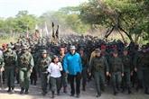 La Russie réaffirme son soutien à Maduro et au peuple vénézuélien