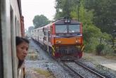 La Thaïlande rétablit une ligne ferroviaire pour stimuler le développement économique