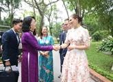 Entre le Vietnam etla Suède, des relations de longue date