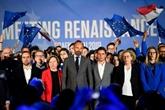 Européennes: le gouvernement français