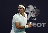 À Madrid, Federer referme la parenthèse sans terre