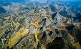 Le géoparc du plateau calcaire de Dông Van, levier de l'essor touristique à Hà Giang