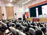 Universités francophones d'Asie-Pacifique au rendez-vous à Hô Chi Minh-Ville