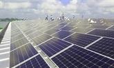An Giang: une grande centrale solaire sera mise en service en juin