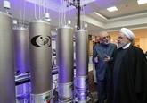 L'Iran décide de suspendre certains de ses engagements pris dans le cadre de l'accord nucléaire