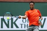 Tennis: Monfils va défier Federer en huitièmes à Madrid