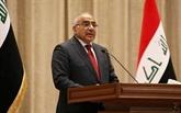 L'Irak mène une politique équilibrée avec les pays amis et voisins, selon le PM