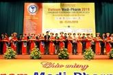Ouverture de la 26e édition du salon Vietnam Medi-Pharm 2019 à Hanoï