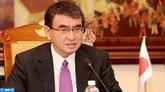 Le ministre japonais des AE attendu en Russie pour un traité de paix