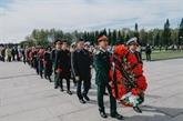Des expatriés vietnamiens en Russie commémorent le Bataillon immortel