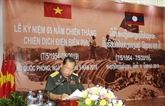 Anniversaire de la victoire de Diên Biên Phu: meeting solennel au Laos
