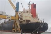 Thanh Hoa: inauguration d'une nouvelle ligne de fret maritime