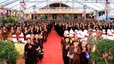 Le Vietnam respecte la liberté de croyance et de religion