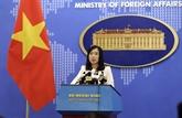 Vietnam préoccupé par la saisie de ses bateaux par l'Indonésie