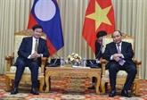 Vietnam et Laos déterminés à créer une percée dans le commerce bilatéral