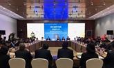 ASEAN et la Chine renforcent la coopération et l'investissement