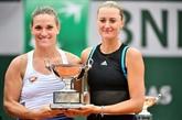 Roland-Garros: Mladenovic, N°1 mondiale, sacrée en double dames