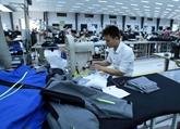 Exportations de textile-habillement en forte croissance