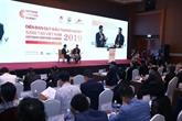 Premier Sommet des entreprises du Vietnam à Hanoï