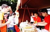 Le Vietnam au Festival international de la culture et de la gastronomie en R. tchèque