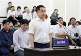 Jugement en deuxième instance de Phan Van Anh Vu et de ses complices