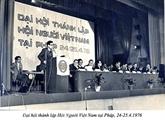 Union générale des Vietnamiens de France : un parcours de 100 ans