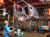 Le chiffre d'affaires de vente des automobiles au Vietnam en hausse