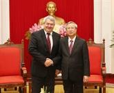 Le Vietnam et la République tchèque intensifient leurs relations