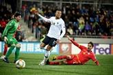 Qualifs Euro-2020: la France se reprend et reprend la tête