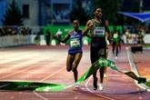 Athlétisme: Semenya trace sa route à Montreuil