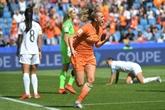 Mondial-2019: les Néerlandaises arrachent le 1-0 face aux Néo-Zélandaises