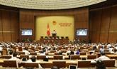 L'Assemblée nationale valide les juges de la Cour populaire suprême