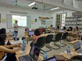 Les didactiques des sciences sociales au cœur d'un séminaire à Hanoï
