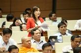 Le 18e jour de travail de la septième session de l'Assemblée nationale