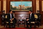 Hô Chi Minh-Ville promeut ses liens avec les localités sud-coréennes