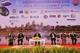 Le 16e Sommet des médias d'Asie au Cambodge