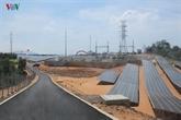 Inauguration de la centrale solaire de Mui Né à Binh Thuân