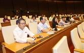 L'Assemblée nationale approuve plusieurs projets de loi
