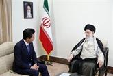 Devant Abe, Khamenei exclut toute discussion avec Trump