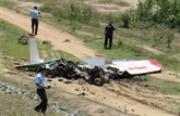 Deux pilotes décédés dans le crash de leur avion d'entraînement