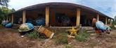 La route aux kouffas de Quang Nam en pleine rénovation