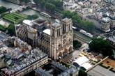 Première messe samedi 15 juin à Notre-Dame, en comité restreint, deux mois après l'incendie