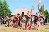 Au rythme des percussions Co Tu à Quang Nam