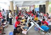 Fête du don de sang volontaire à Dà Nang