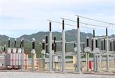 Inauguration de la centrale électrique solaire Phuoc Huu-Diên luc 1