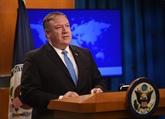 Les États-Unis envisagent toutes les options après les attaques de deux pétroliers, selon Mike Pompeo